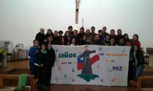 2017 esperienza missionaria chierici in Cile 1