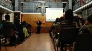 Bo6 - In ascolto della catechesi mariana